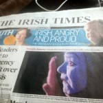 front page irish times